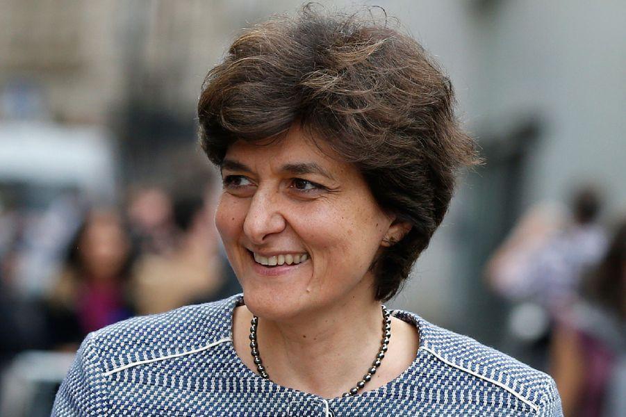 Sylvie Goulard, nommée ministre des Armées.
