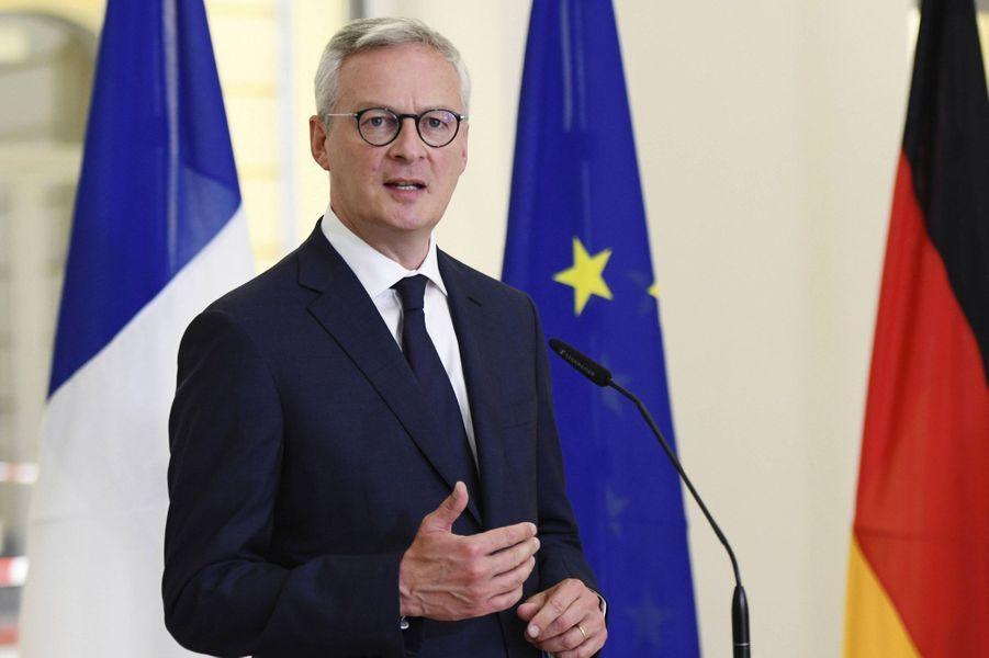 Bruno Le Maire (Economie, finances et relance)