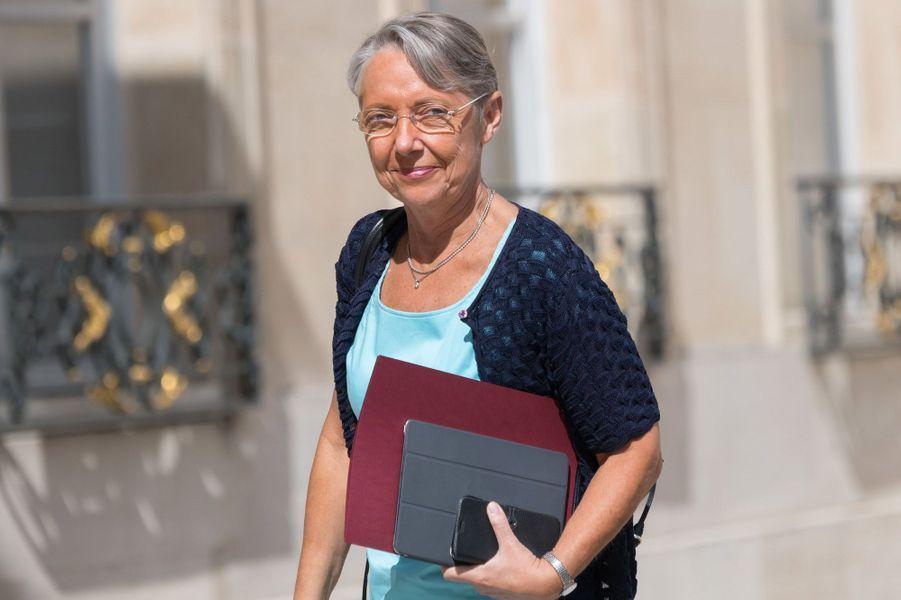Elisabeth Borne (Travail, emploi et insertion)