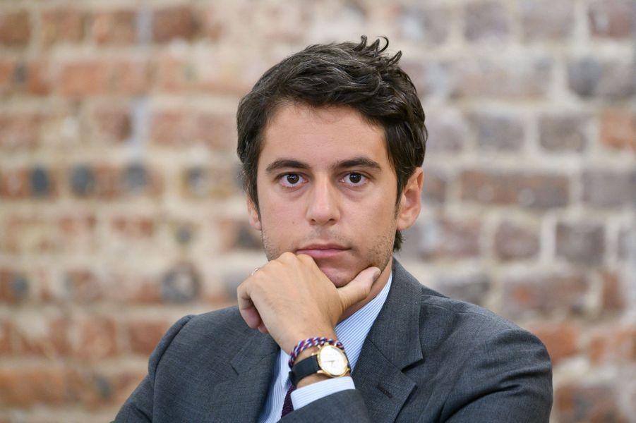 Gabriel Attal (Porte-parole)