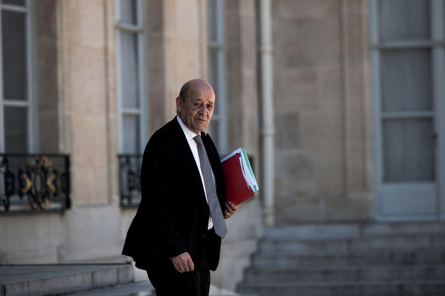 Jean-Yves Le Drian (Europe et Affaires étrangères)