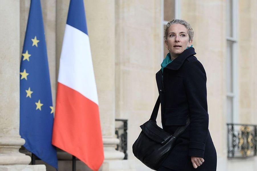 Delphine Batho (PS) annonce sa réélection dans les Deux-Sèvres.