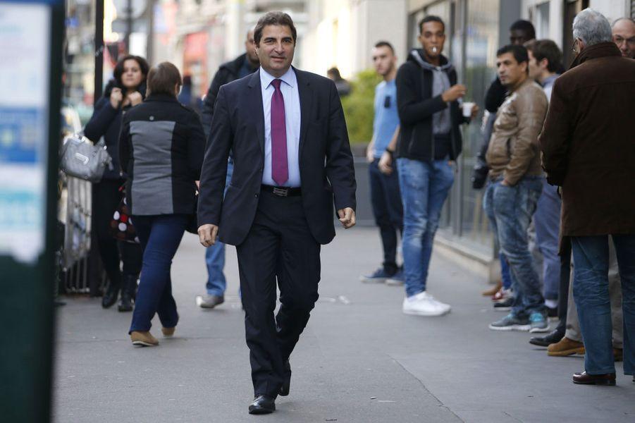 Christian Jacob, patron des députés LR, réélu en Seine-et-Marne (