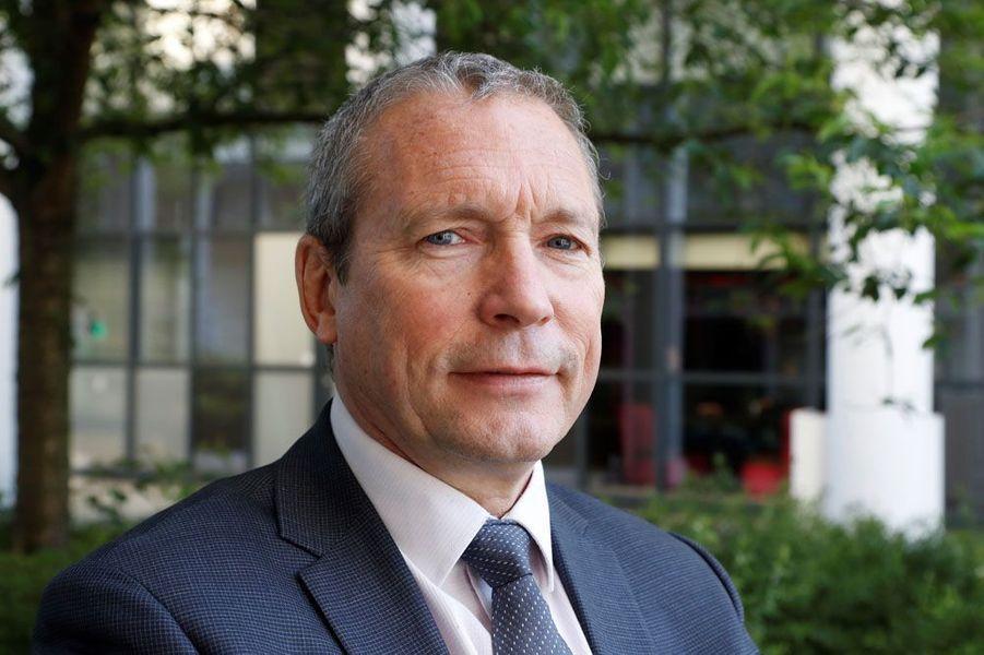 Jean-Michel Fauvergue, 60 ans, a été élu dimanche député La République en marche dans la 8e circonscription de Seine-et-Marne.