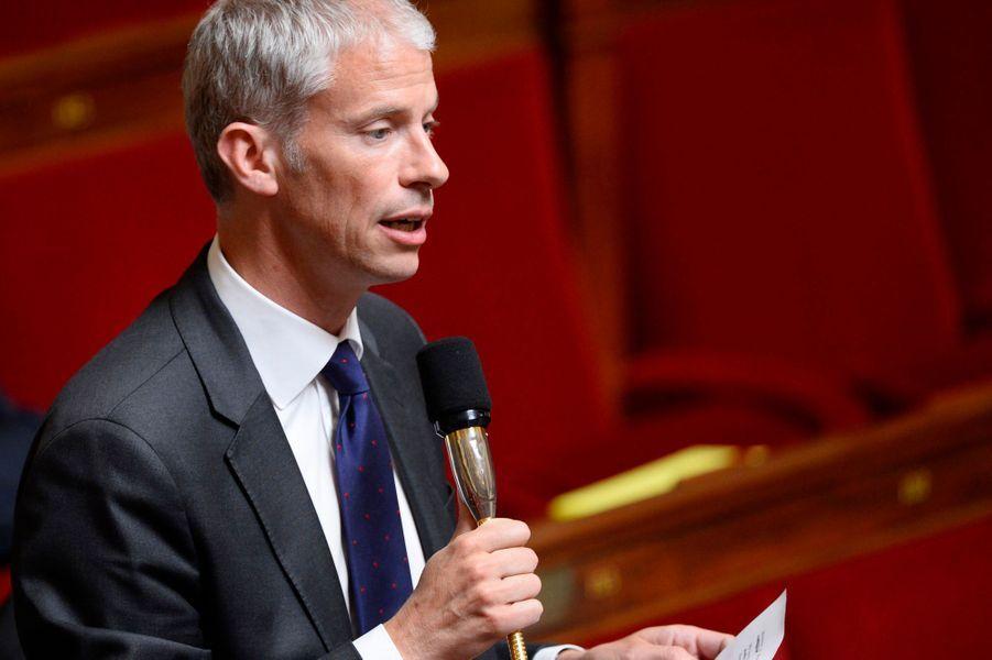 Franck Riester (LR) réélu en Seine-et-Marne