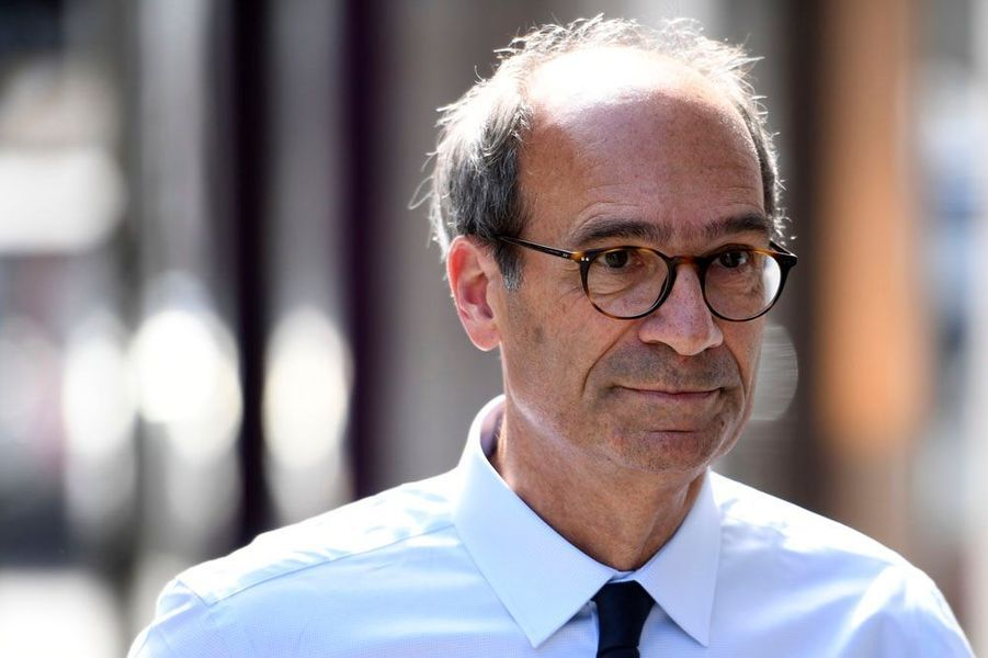 Eric Woerth (Les Républicains), ancien ministre, réélu dans l'Oise (officiel).