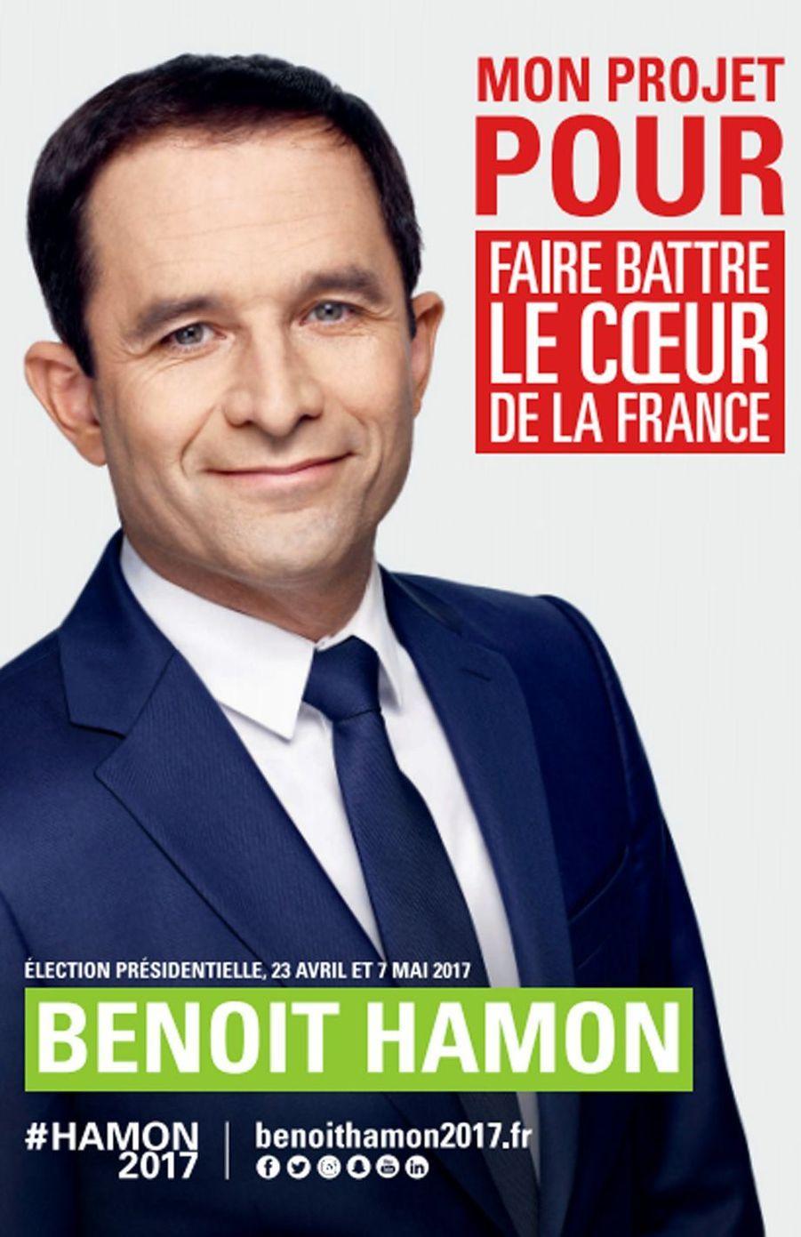 Benoît Hamon (Parti socialiste)