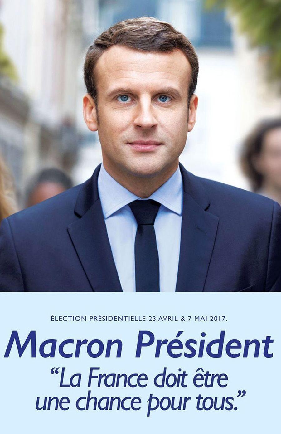 Emmanuel Macron (En marche!)