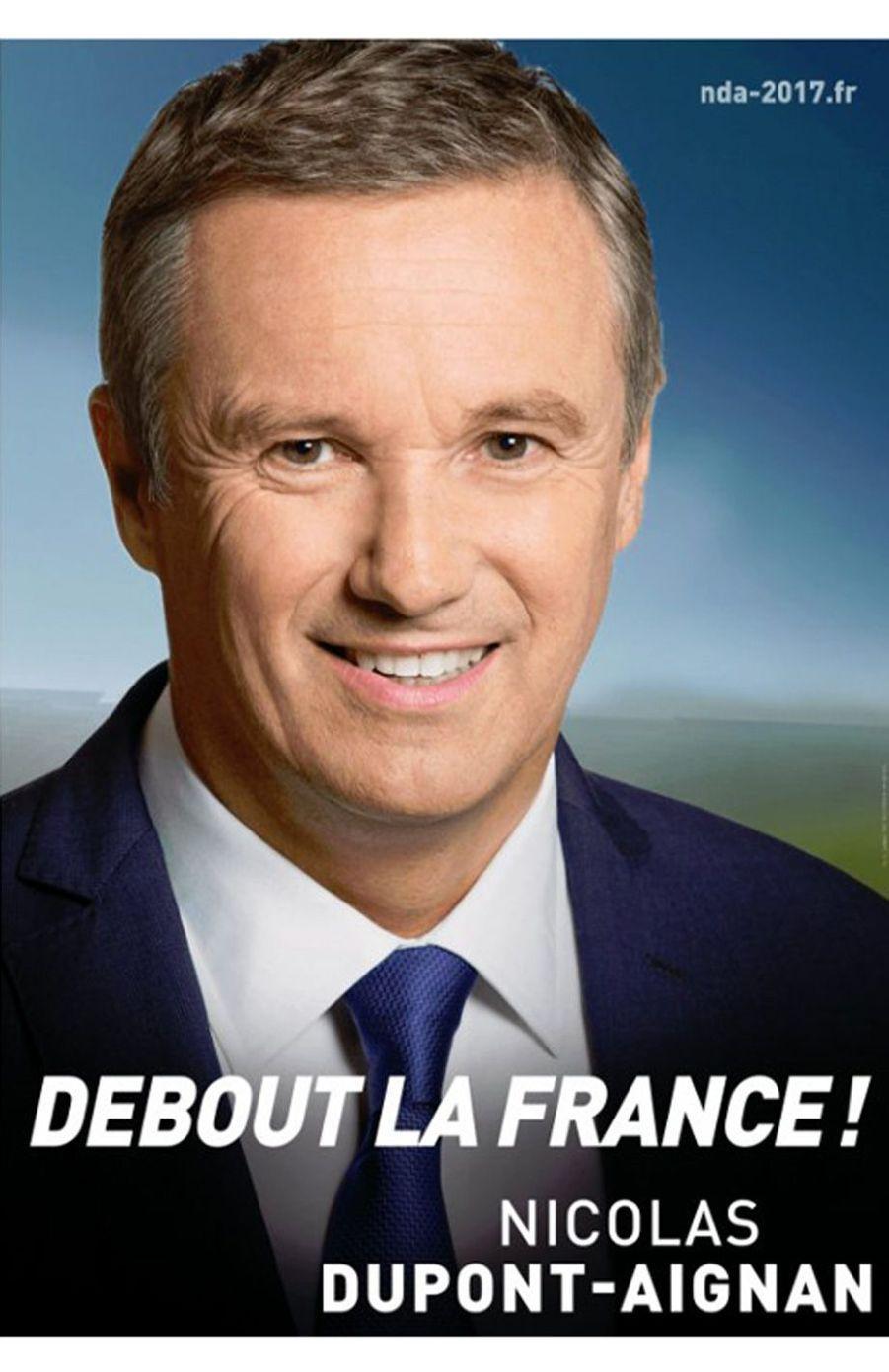 Nicolas Dupont-Aignan (Debout la France)