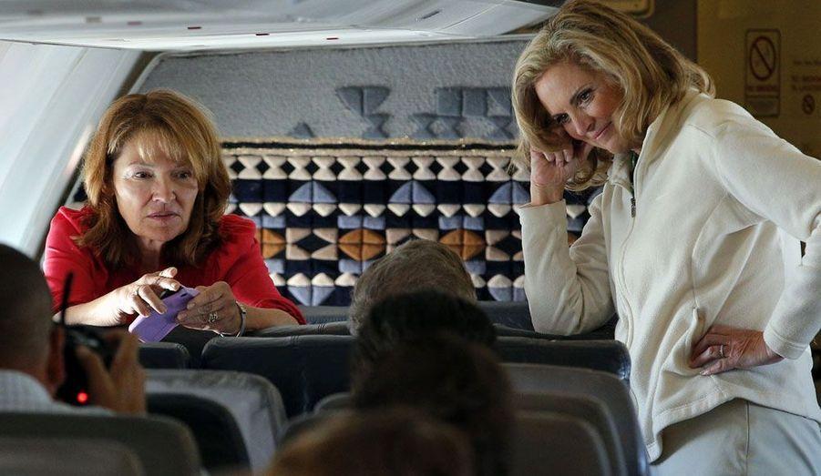 Susan Duprey est la conseillère en politique d'Ann Romney.