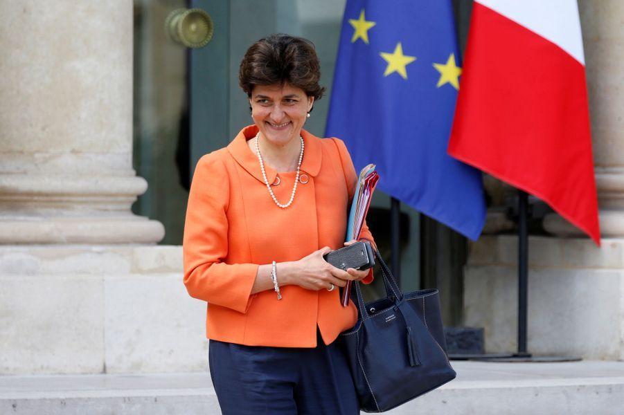 François Bayrou, Marielle de Sarnez et Sylvie Goulard le 21 juin 2018