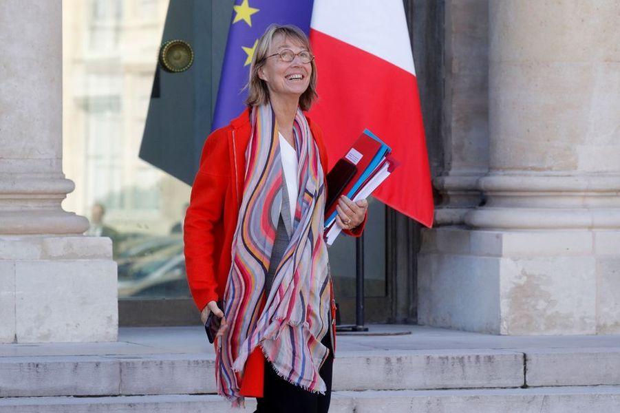 Françoise Nyssen le 10 octobre 2018