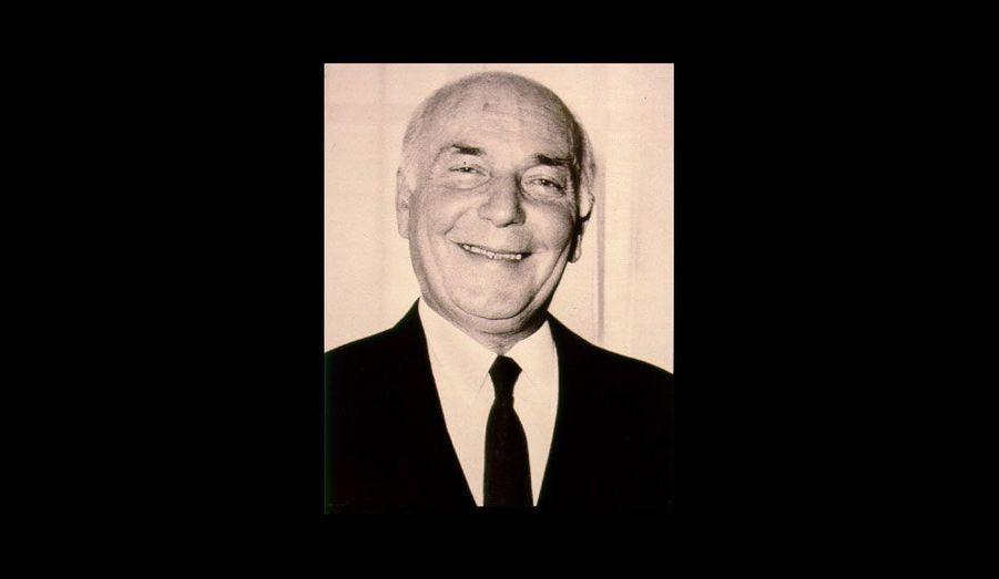 Le maire de Neuilly de 1947 à 1983, prédécesseur et mentor de Nicolas Sarkozy, était un résistant et un gaulliste. Il fut président de l'Assemblée nationale de 1969 à 1973.