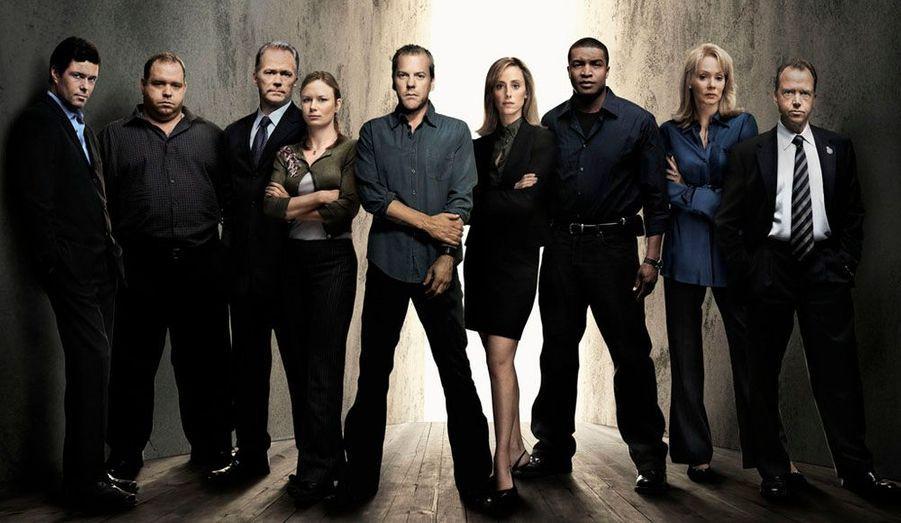 C'est sa série préférée. Le président et son épouse étaient tellement accros aux aventures de Jack Bauer, produites par la Fox et terminées après huit saisons, qu'ils pouvaient enchaîner les épisodes durant des soirées entières. François Fillon, lui aussi, adore.