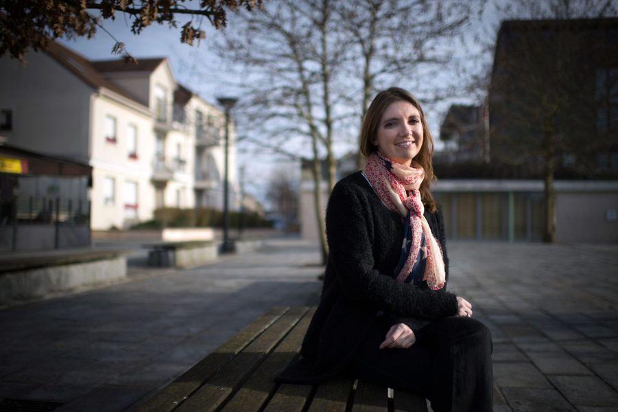 L'élue Aurore Bergé.