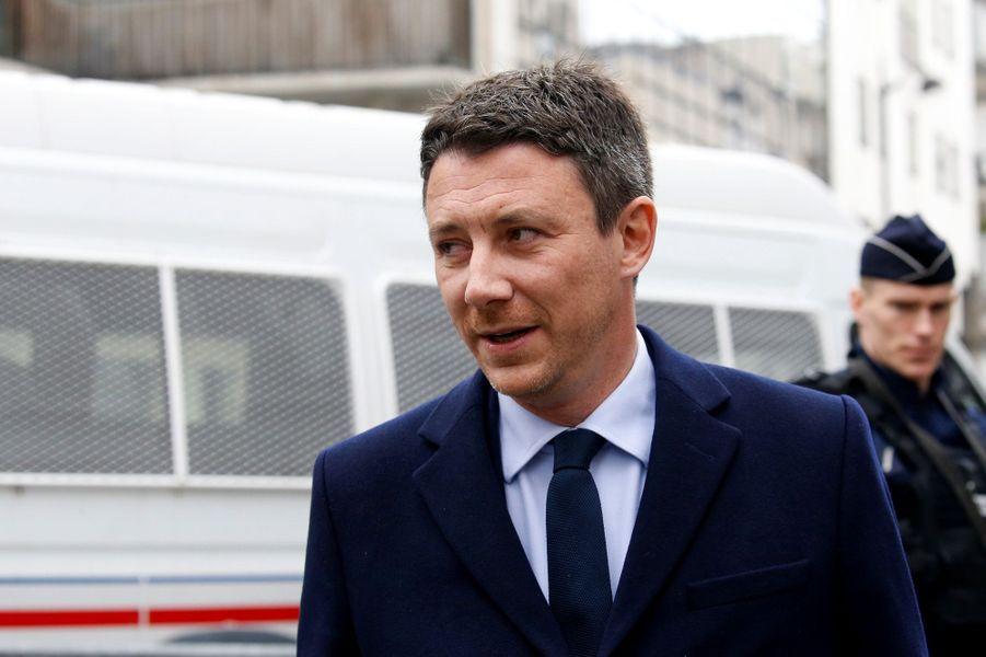 Le porte-parole Benjamin Griveaux.