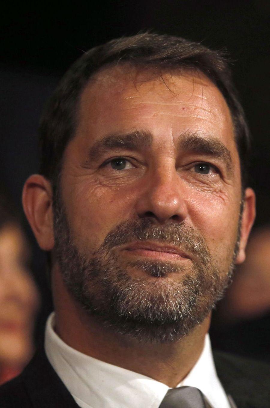 L'élu Christophe Castaner.