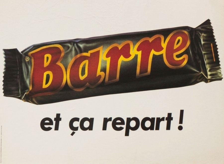 Campagne de Raymond Barre pour la présidentielle de 1988.