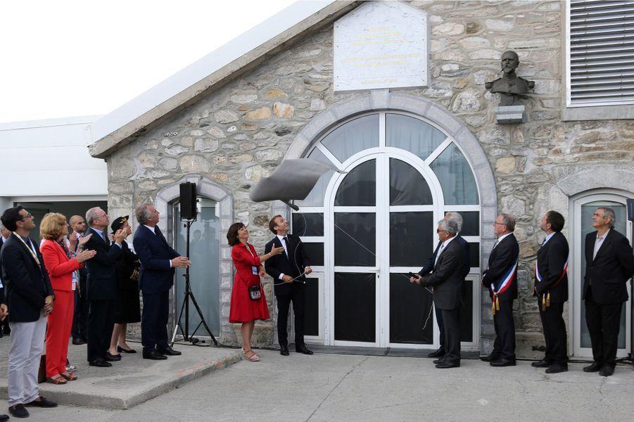 Emmanuel Macron jeudi à Bagnères-de-Bigorre pourinaugurer de nouveaux équipements du Pic du Midi.