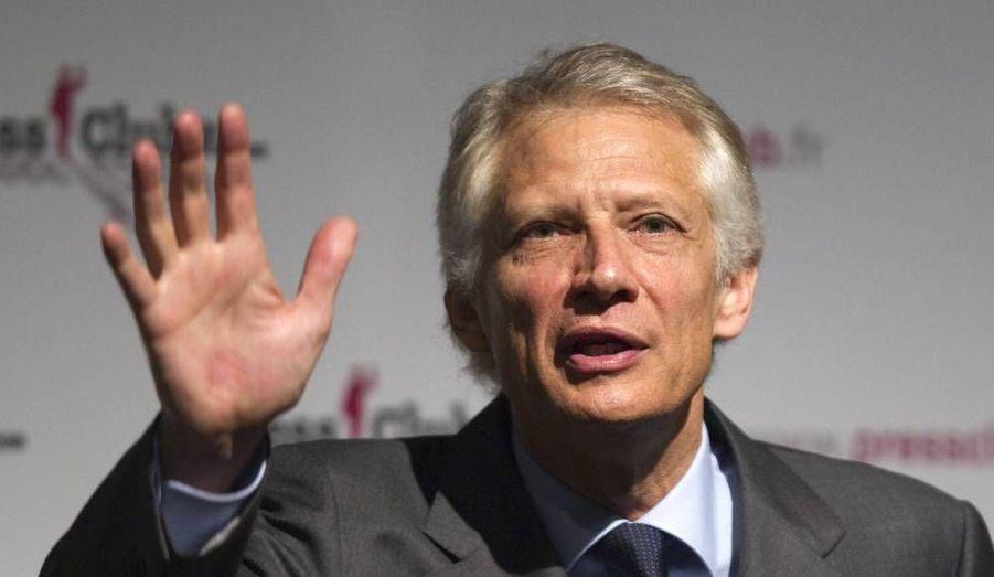 Candidat surprise, l'ancien Premier ministre s'est déclaré sur TF1 le 11 décembre alors que personne ne semblait s'y attendre. Isolé, il aura fort à faire pour s'imposer dans une bataille présidentielle où les candidatures se multiplient à droite.
