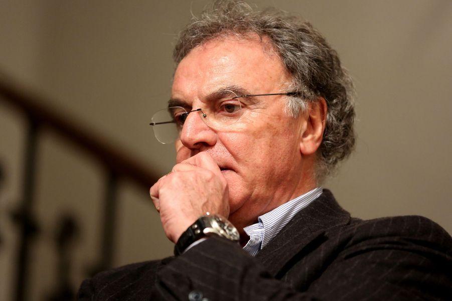 Soutien d'Alain Juppé lors de la primaire de la droite, Alain Afflelou s'est ensuite rangé derrière le candidat Fillon.