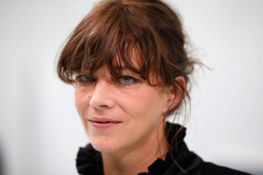Céline Sallette soutient le candidat de la France insoumise Jean-Luc Mélenchon.