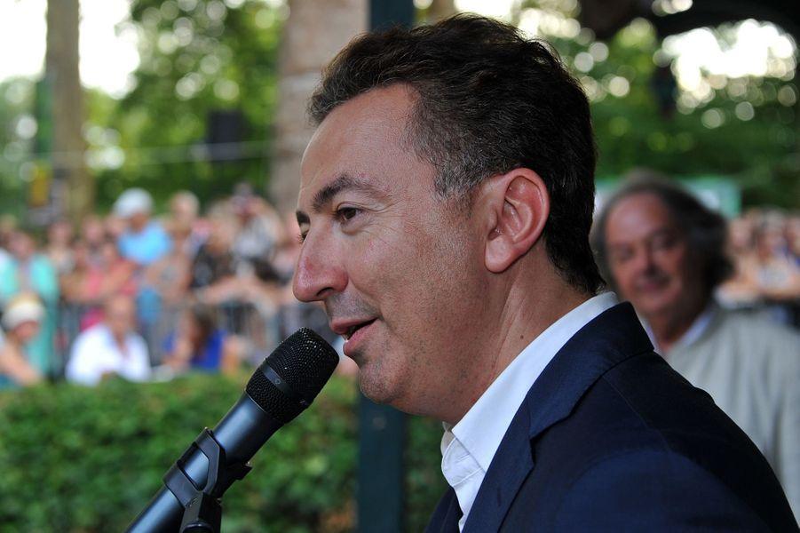L'humoriste Gerald Dahan soutient Jean-Luc Mélenchon.