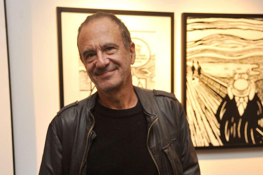 Gérard Miller fidèle à Jean-Luc Mélenchon.