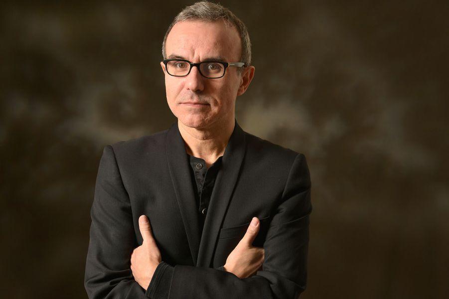 L'écrivain Philippe Besson