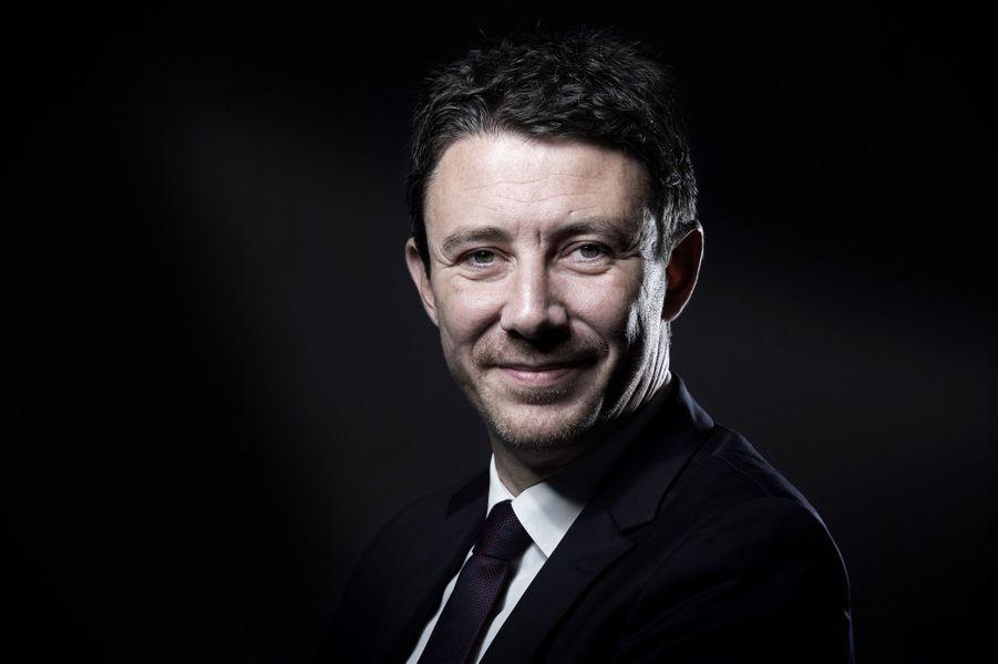 Benjamin Griveauxa été nommé secrétaire d'Etat auprès du ministre de l'Economie et des Finances.