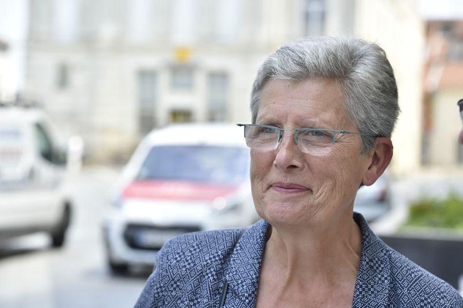 Geneviève Darrieussecq a été nommée secrétaire d'Etat auprès de la ministre des Armées.
