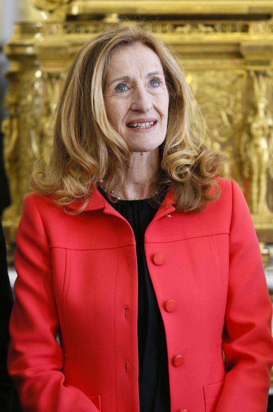 NicoleBelloubeta été nommée mercredi ministre de la Justice et garde des Sceaux.