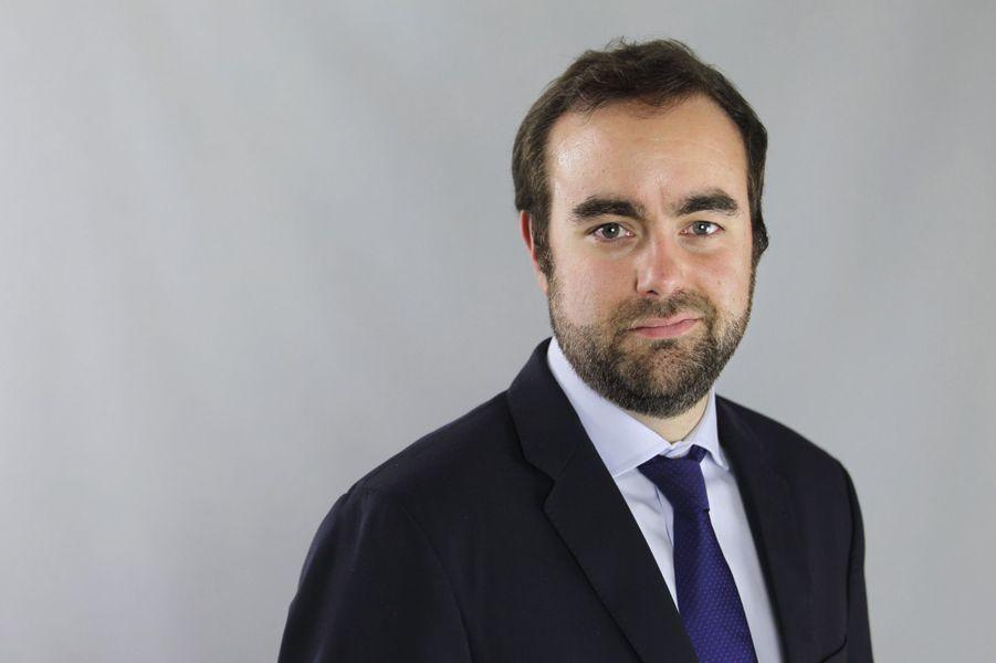 Sébastien Lecornua été nommé secrétaire d'Etat auprès du ministre de la Transition énergétique.