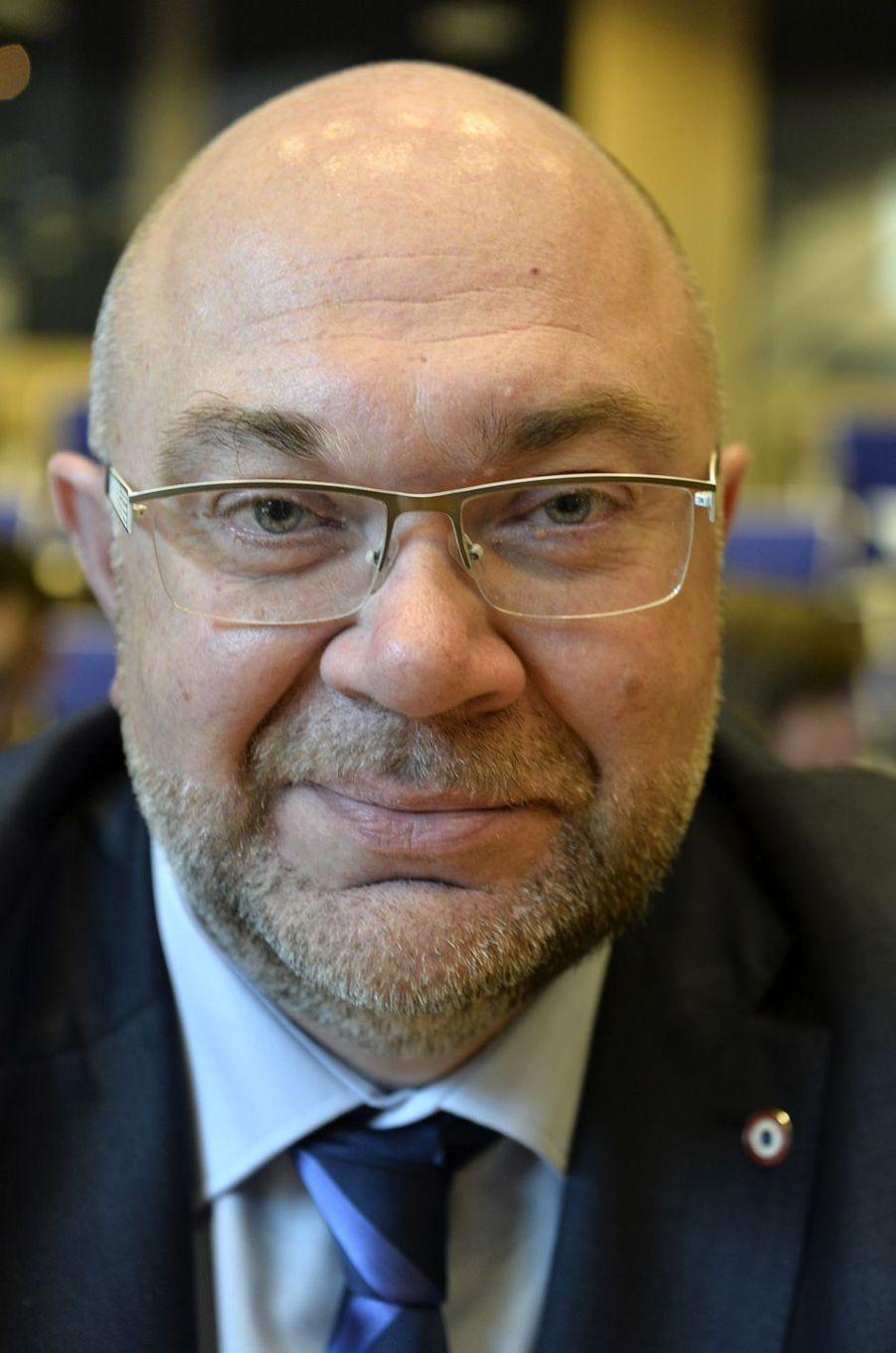 Stéphane Traverta été nommé ministre de l'Agriculture et de l'alimentation.