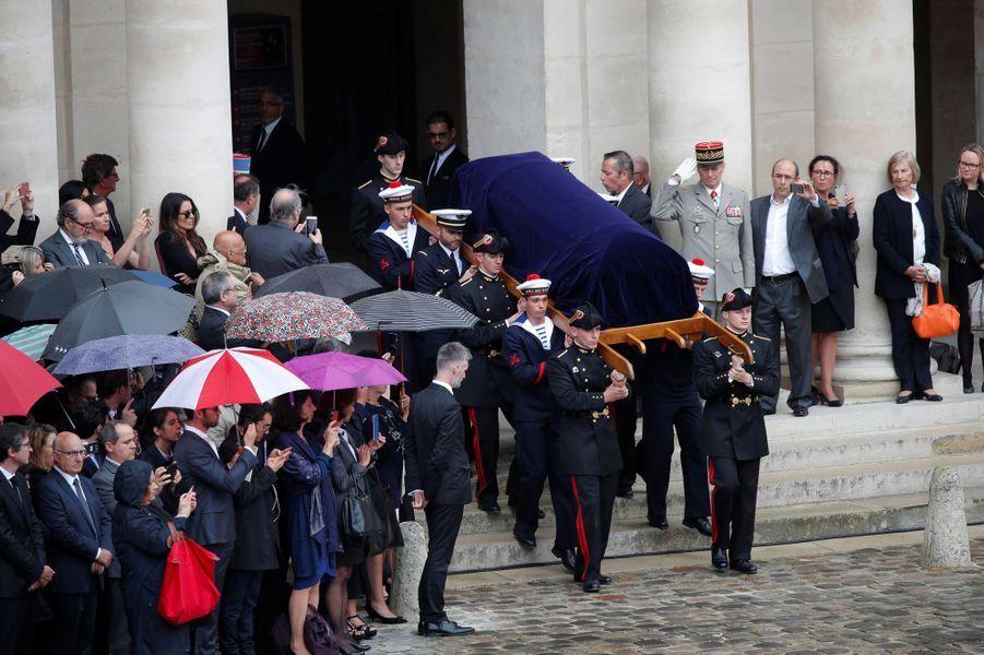 Les obsèques de Serge Dassault vendredi aux Invalides