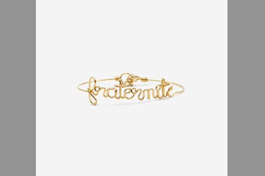 Bracelet Fraternité (Atelier Paulin)