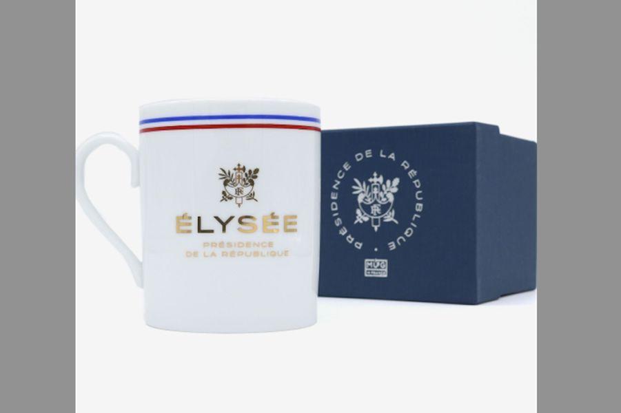 Mug Présidence de la République (Mug in France)