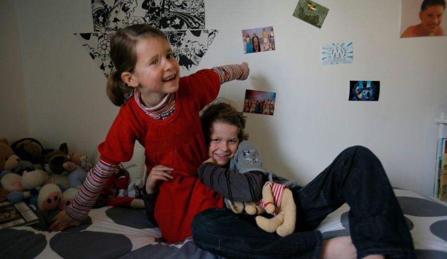 Téléthon. Alors que la grande mobilisation annuelle bat son plein, un jeune Breton et sa petite sœur atteints de myopathie nous interpellent
