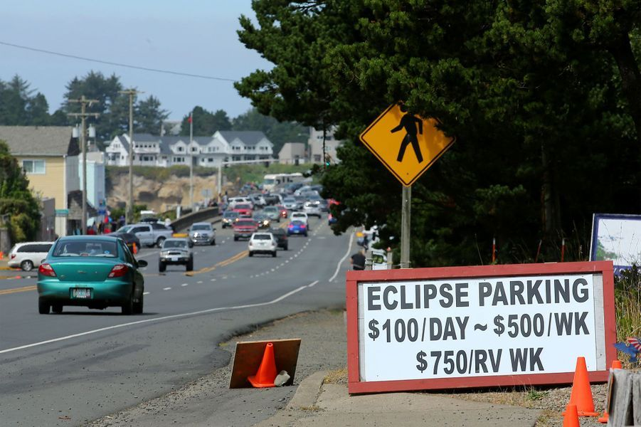 Aux Etats-Unis, la grande éclipse est attendue avec impatience.