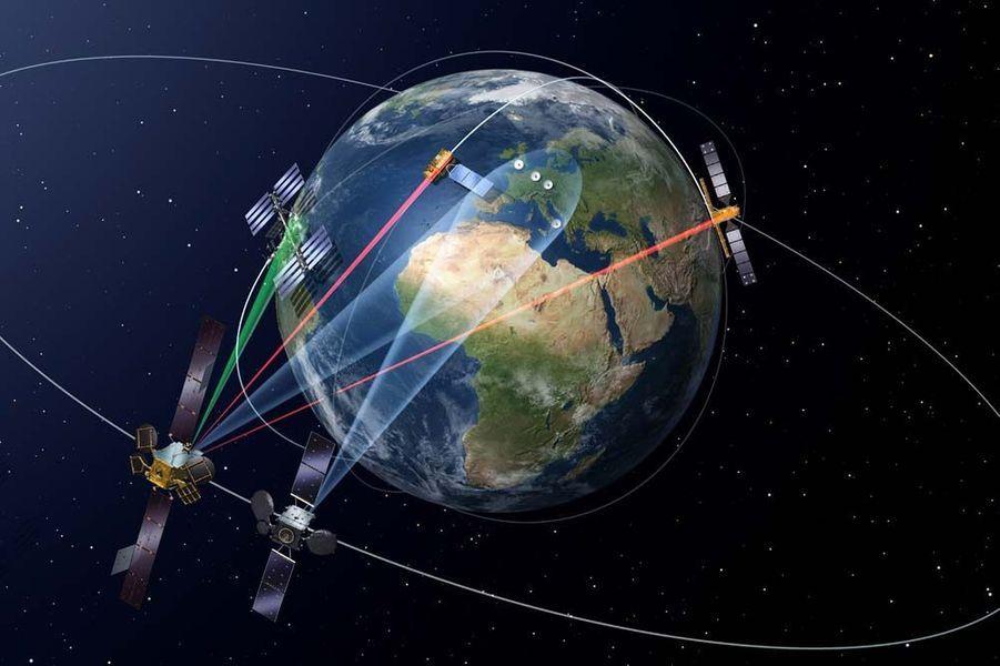 L'année 2015 a été riche en actualités spatiales. Entre les épisodesRosetta et Philaesur la comète Tchouri, ladécouverte d'eau liquidesur Mars,les magnifiques clichésde la planète naine Pluton,la conquête spatialede Jeff Bezos, oules mystérieuses lumières de Cérès, les mordus d'étoiles ont été servis.2016 va également voir apparaitre un nouveau système de télécommunication par satellite. Appelé EDRS, il sera plus rapide que des liaisons par radiofréquences et permettra la transmission quasi instantanée d'un flux d'images en haute définition. Cette opération sera menée par l'ESA.