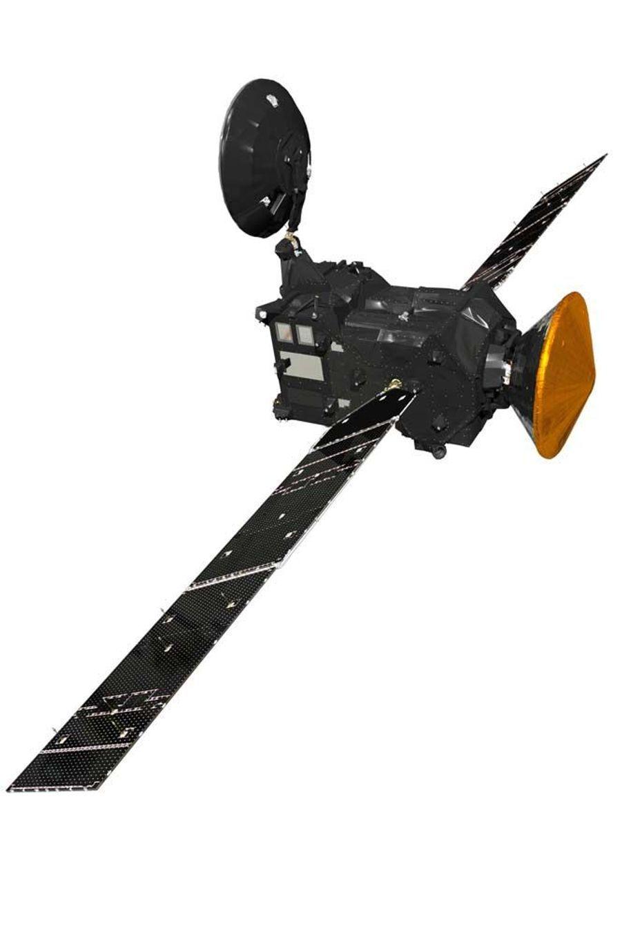 L'année 2015 a été riche en actualités spatiales. Entre les épisodesRosetta et Philaesur la comète Tchouri, ladécouverte d'eau liquidesur Mars,les magnifiques clichésde la planète naine Pluton,la conquête spatialede Jeff Bezos, oules mystérieuses lumières de Cérès, les mordus d'étoiles ont été servis.Au mois de mars, l'Agence spatiale européenne (ESA) va débuter la mission «Exomars». Une mission qui consiste à envoyer un module en orbite autour de la planète rouge afin de collecter des informations sur celle-ci. Les scientifiques cherchent à vérifier l'existence de méthane et d'autres gaz atmosphériques, qui pourrait être des signatures de processus biologiques ou géologique.Ce travail vise également à préparer la suite de la mission, qui prévoit l'arrivée en 2018 d'un vaisseau spatial non habité contenant un véhicule tout terrain des instruments scientifiques.