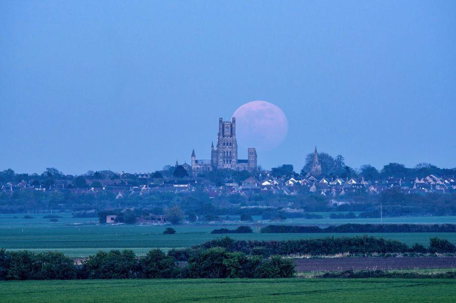 Cambridgeshire (Royaume-Uni).