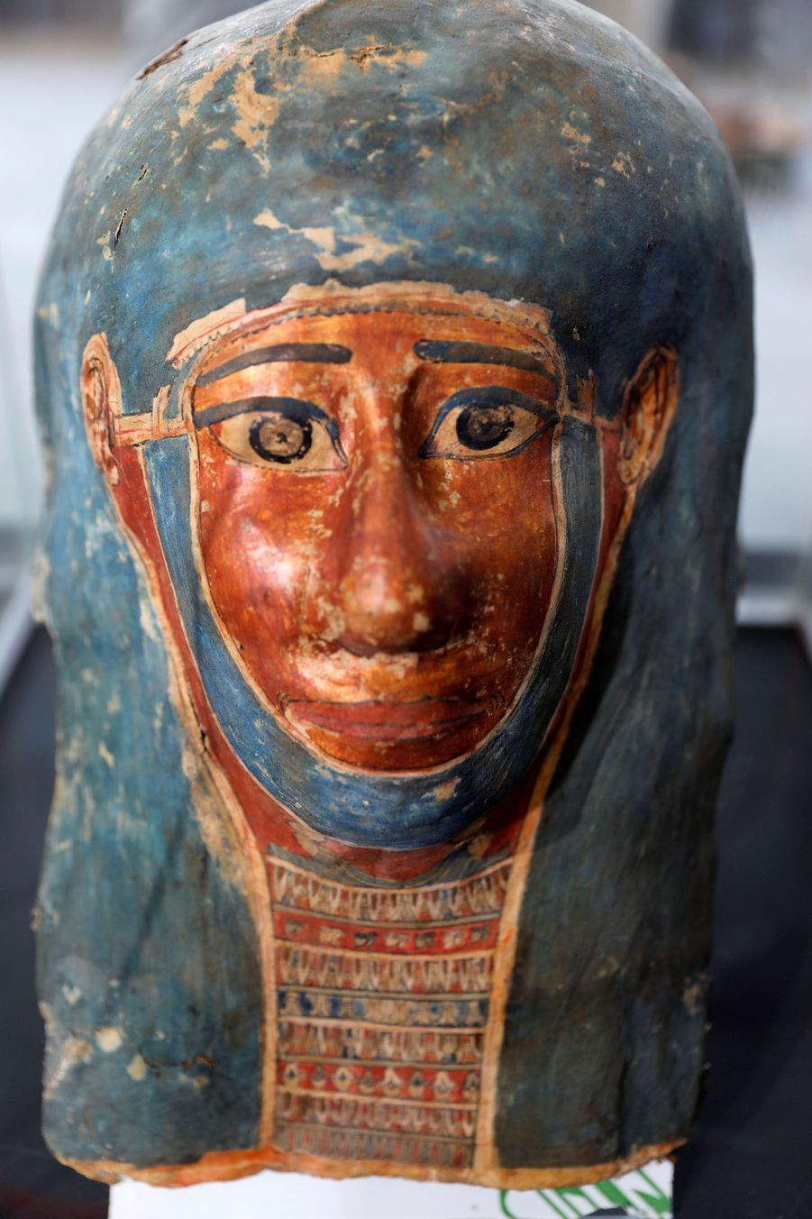 Des sarcophages vieux de plus de 2000 ans ont été découverts à Saqqara.