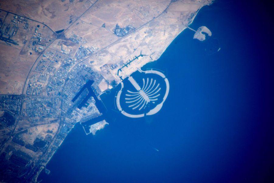 Les îles artificielles de Dubaï