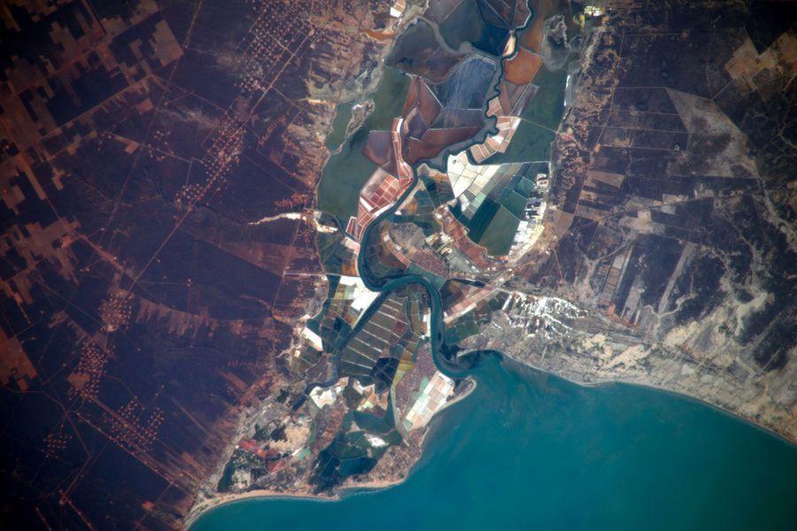Les côtes brésiliennes