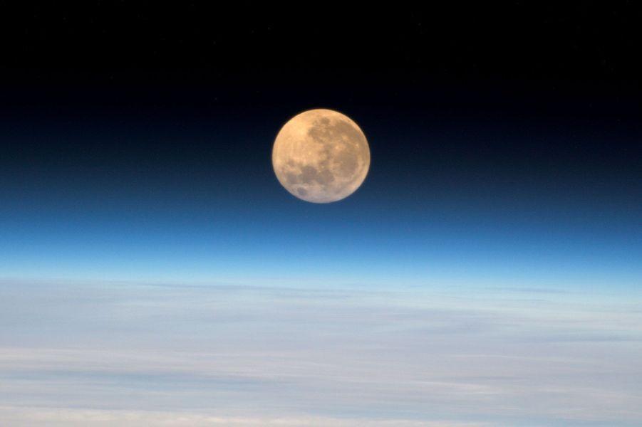 Magnifique pleine Lune