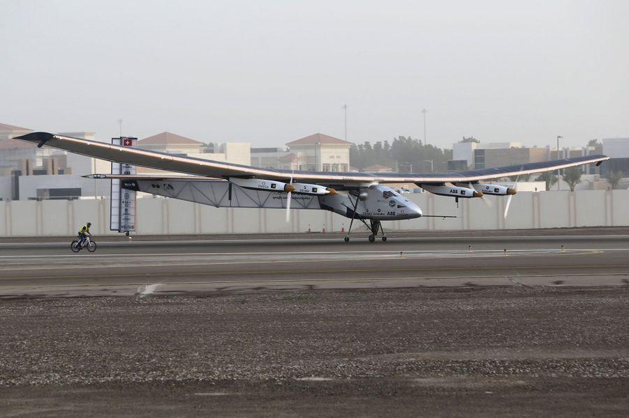 Le grand voyage de Solar Impulse 2