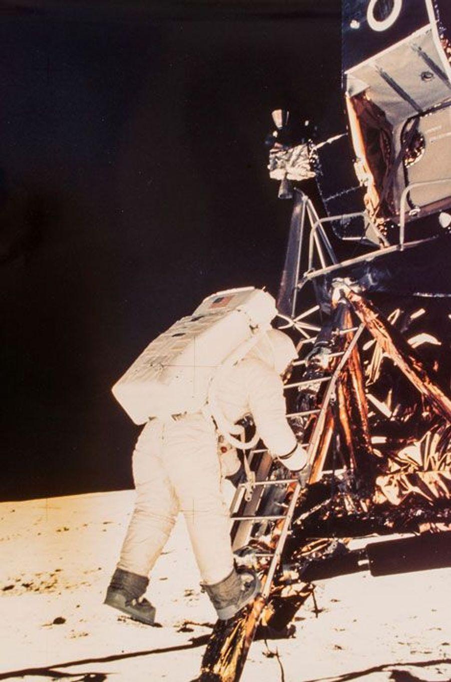 Buzz Aldrin, encore