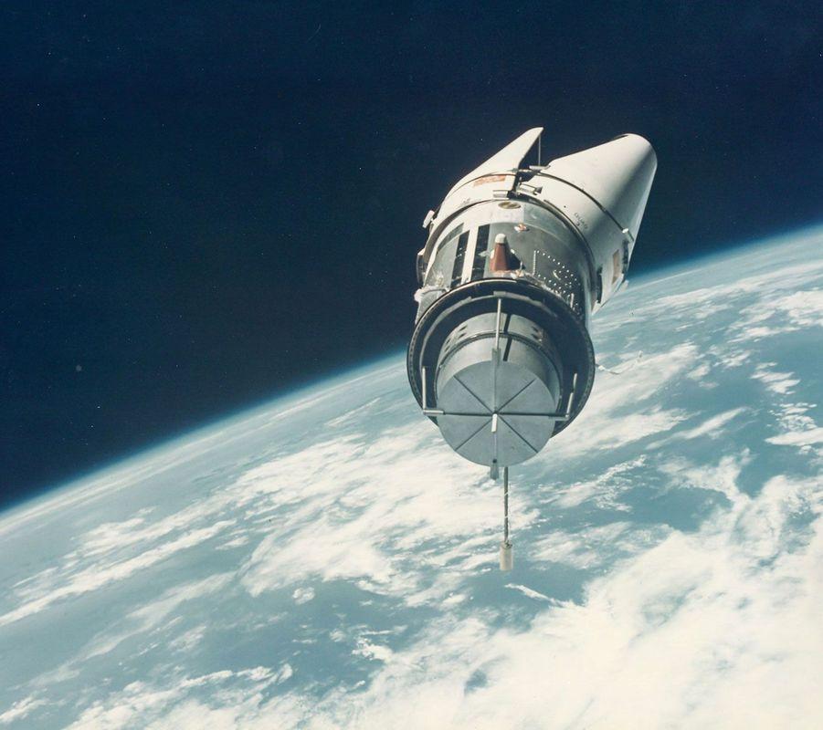 Mission Gemini 9, Juin 1966