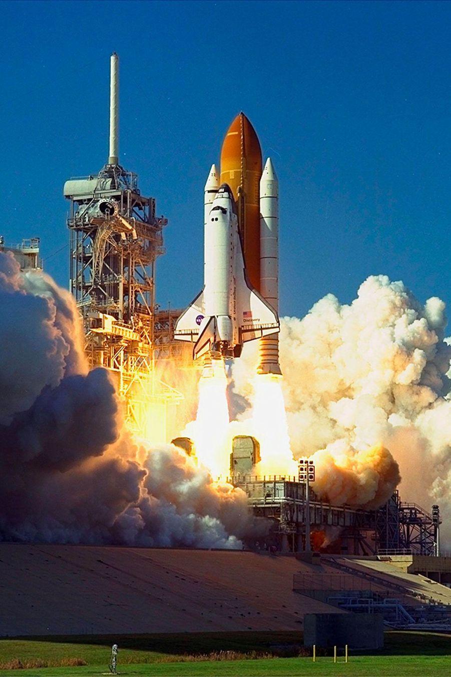 John Glenn est reparti dans l'espace en février 1998